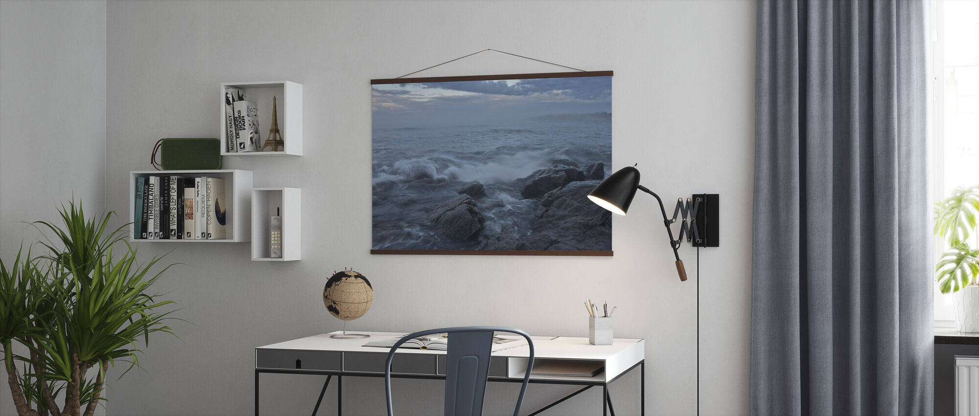 Bold Baltic Sea - Poster - Office