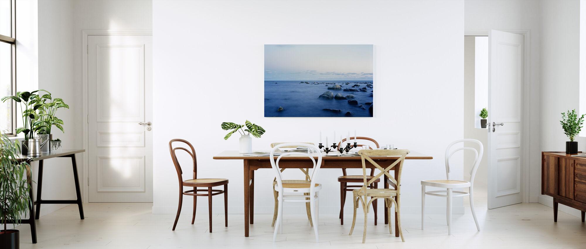 Torhamn Horizon - Canvastaulu - Keittiö