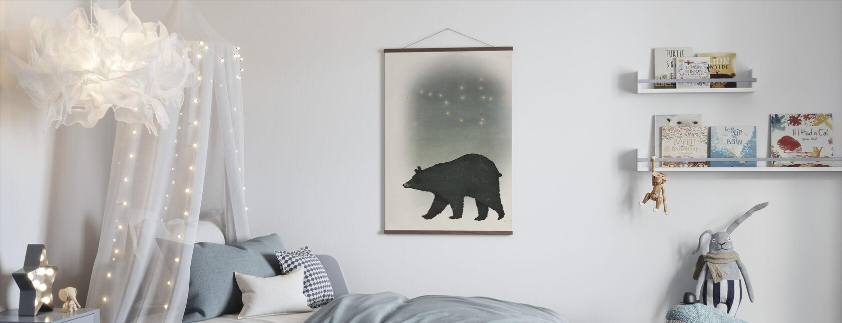 Ursa Major - Poster - Kids Room