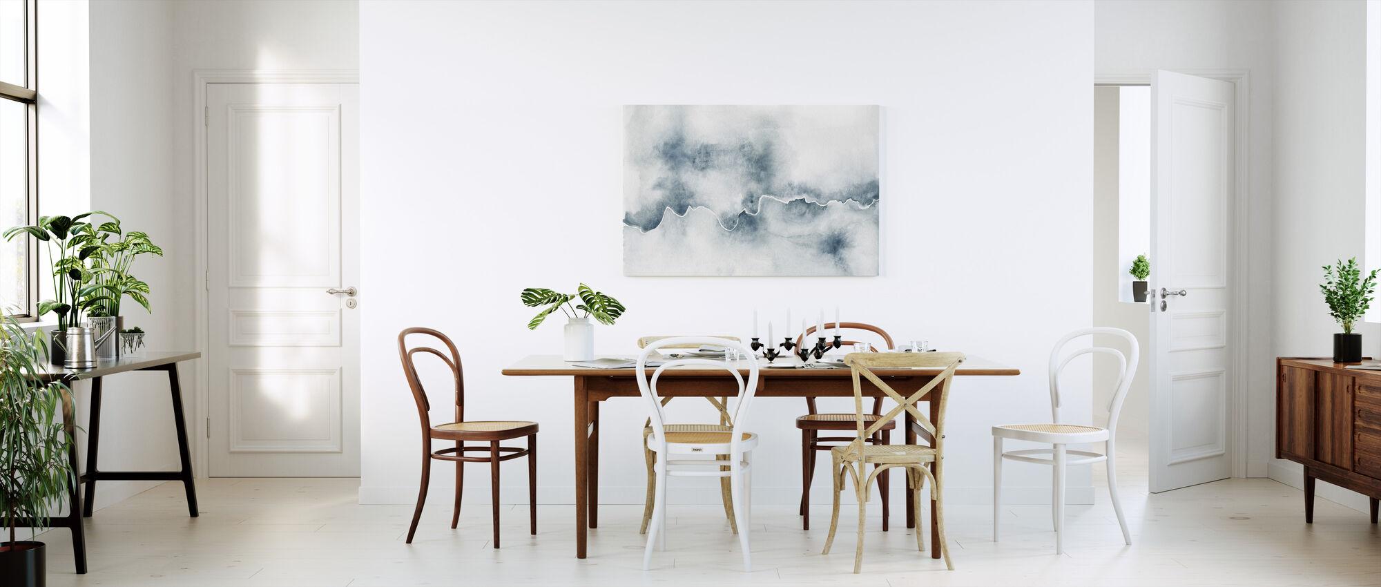 Flow - Canvas print - Kitchen