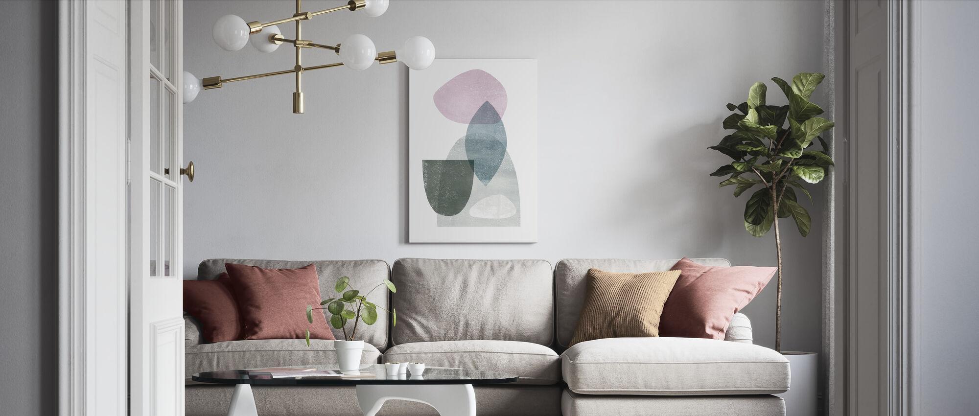 Dream IV - Canvas print - Living Room