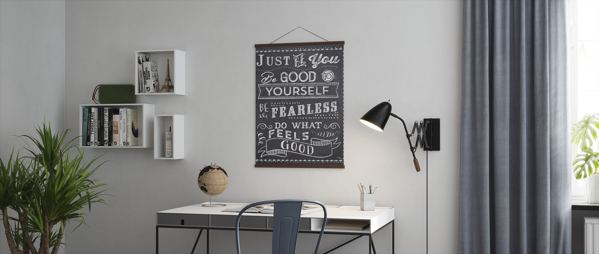 Just Be You II - Poster - Office
