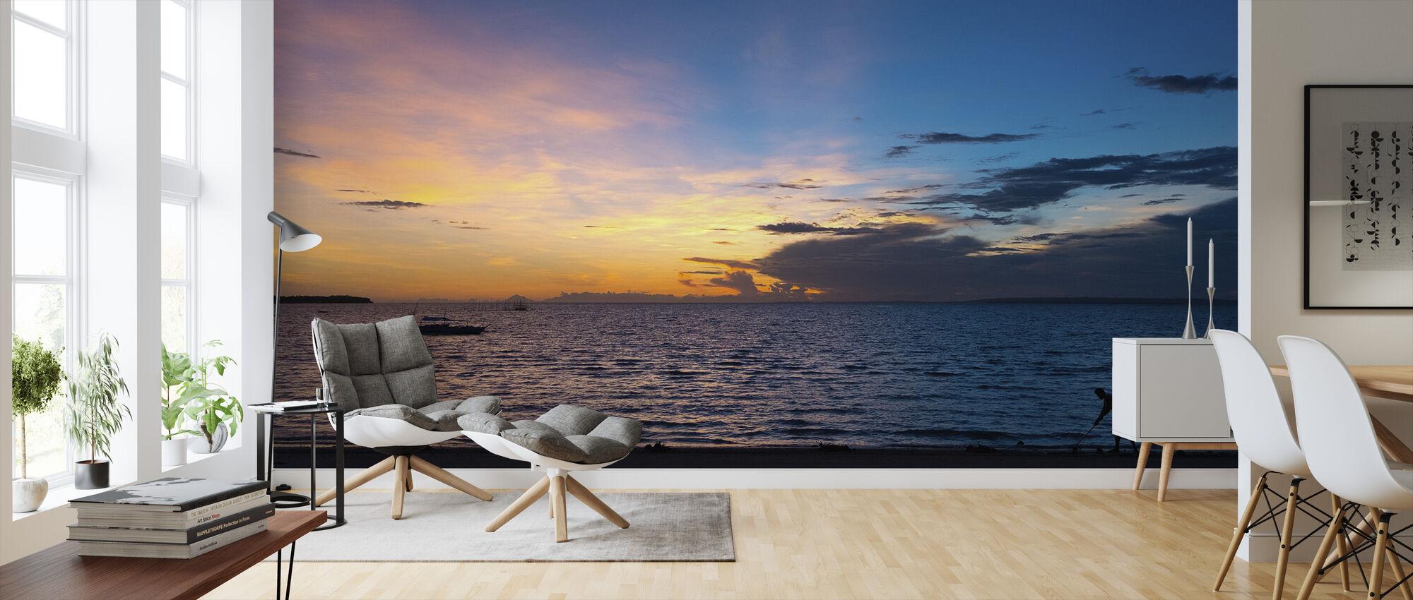 Bantayan Sunrise II - Tapet - Vardagsrum