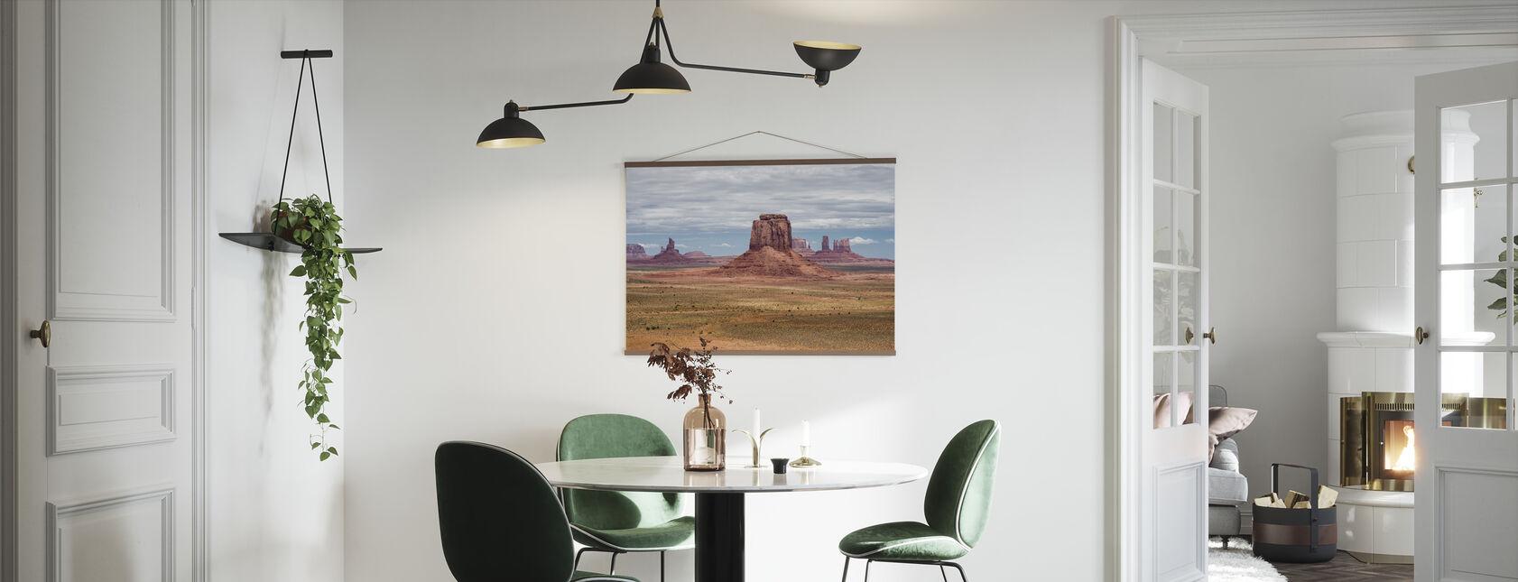 Monument Valley, Arizona - Poster - Kök