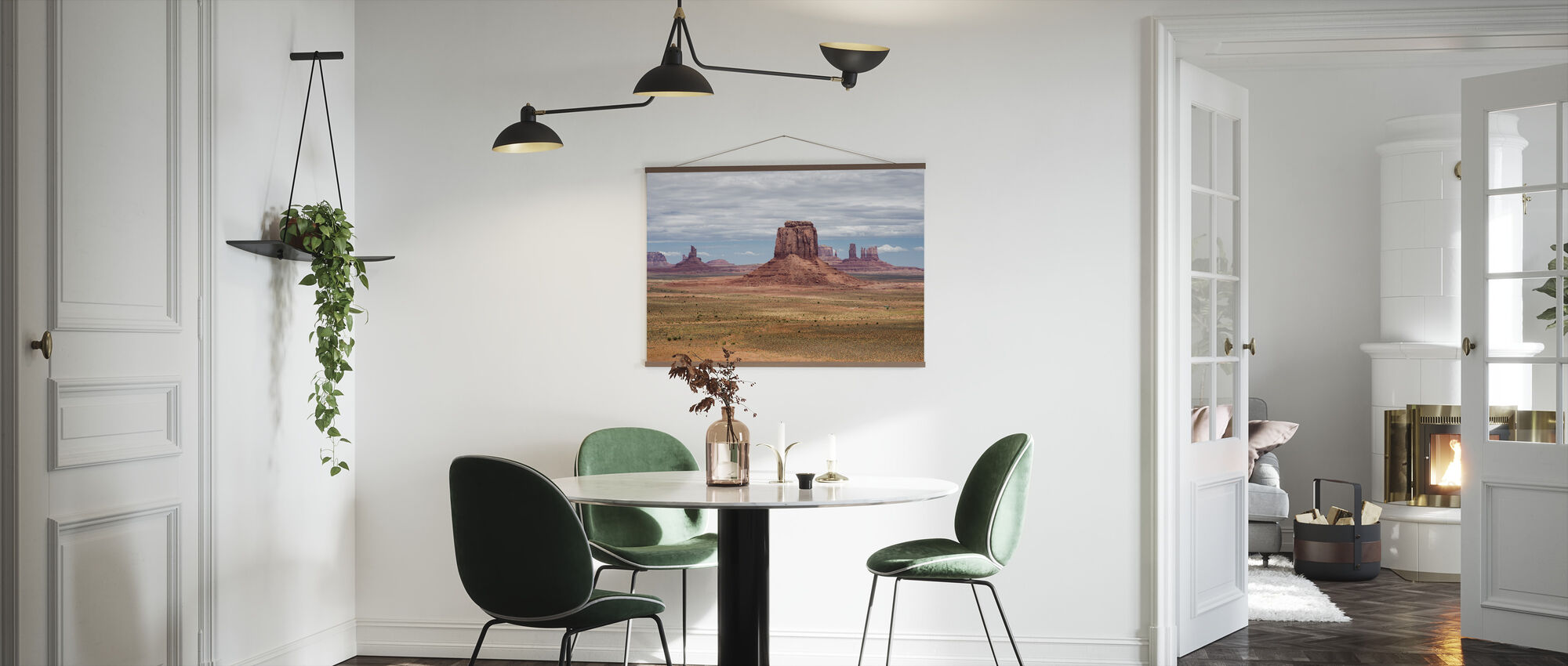 Monument Valley, Arizona - Poster - Kök
