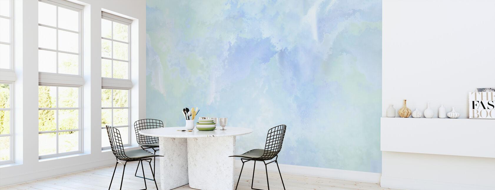 Flying High Sky - Wallpaper - Kitchen