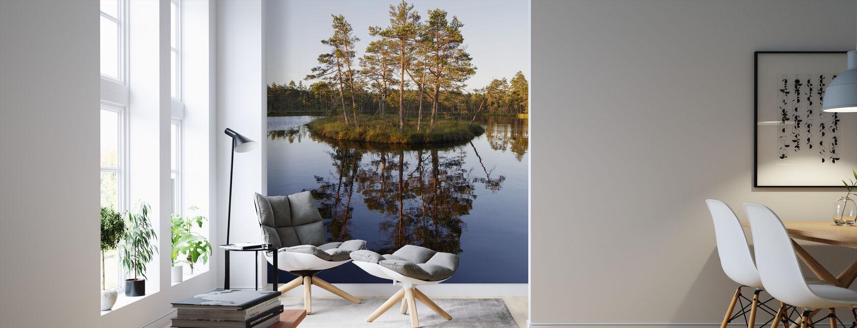 Knuthöjdsmossen, Sweden - Tapet - Stue