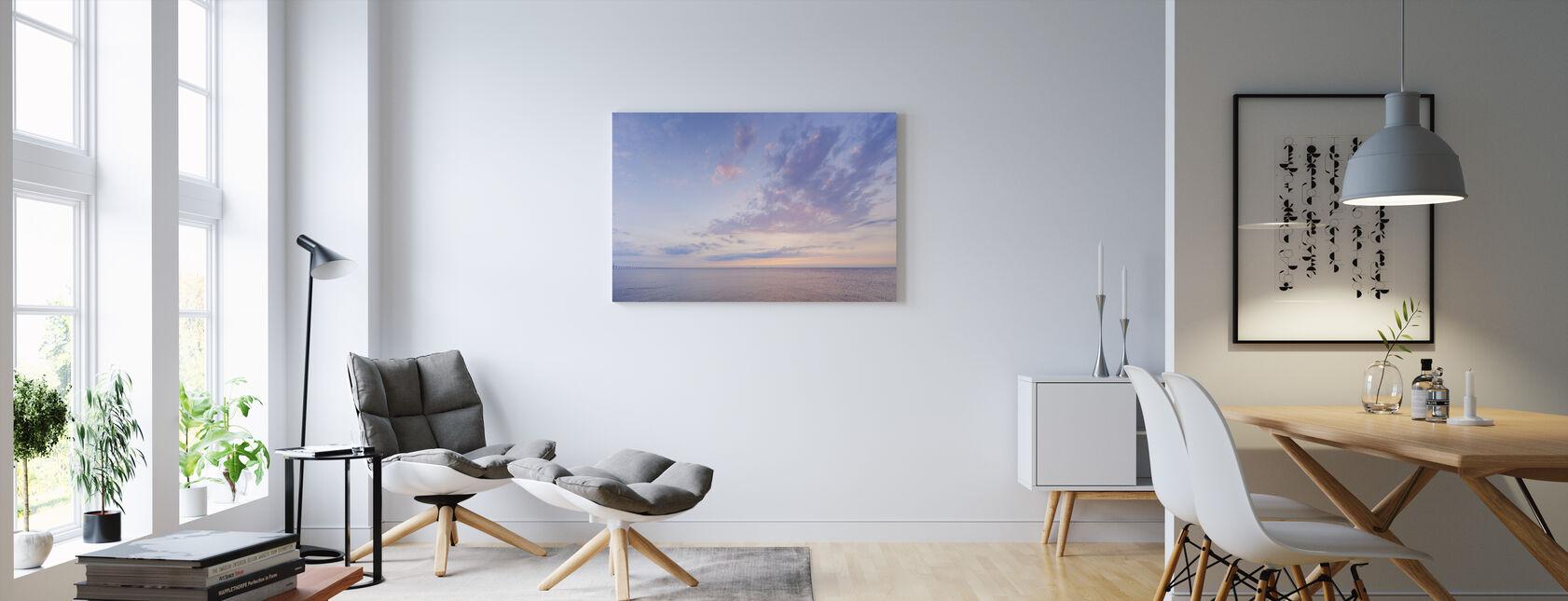 Öresund - Canvas print - Living Room