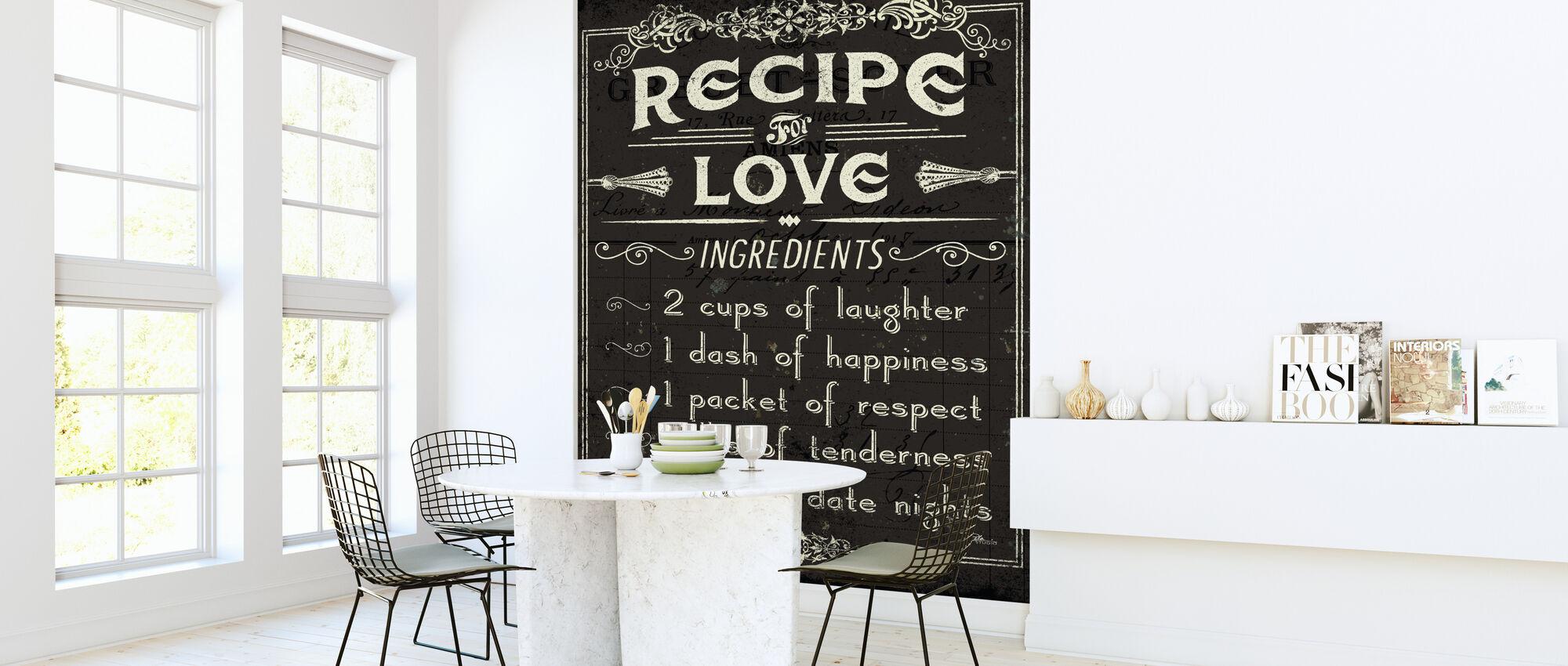 Life Recipes I Decoration Murale Pas Cher Photowall