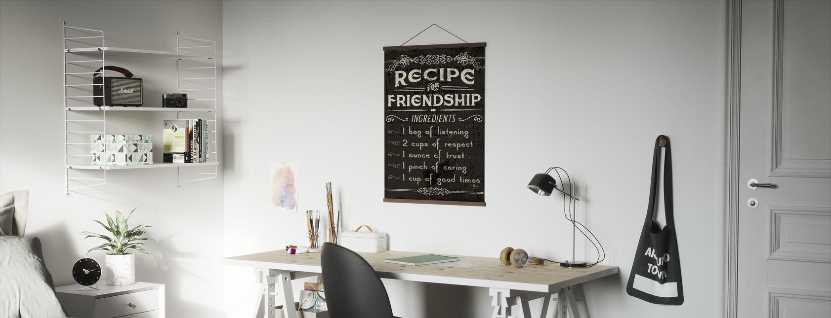 Livet Recept III - Poster - Kontor