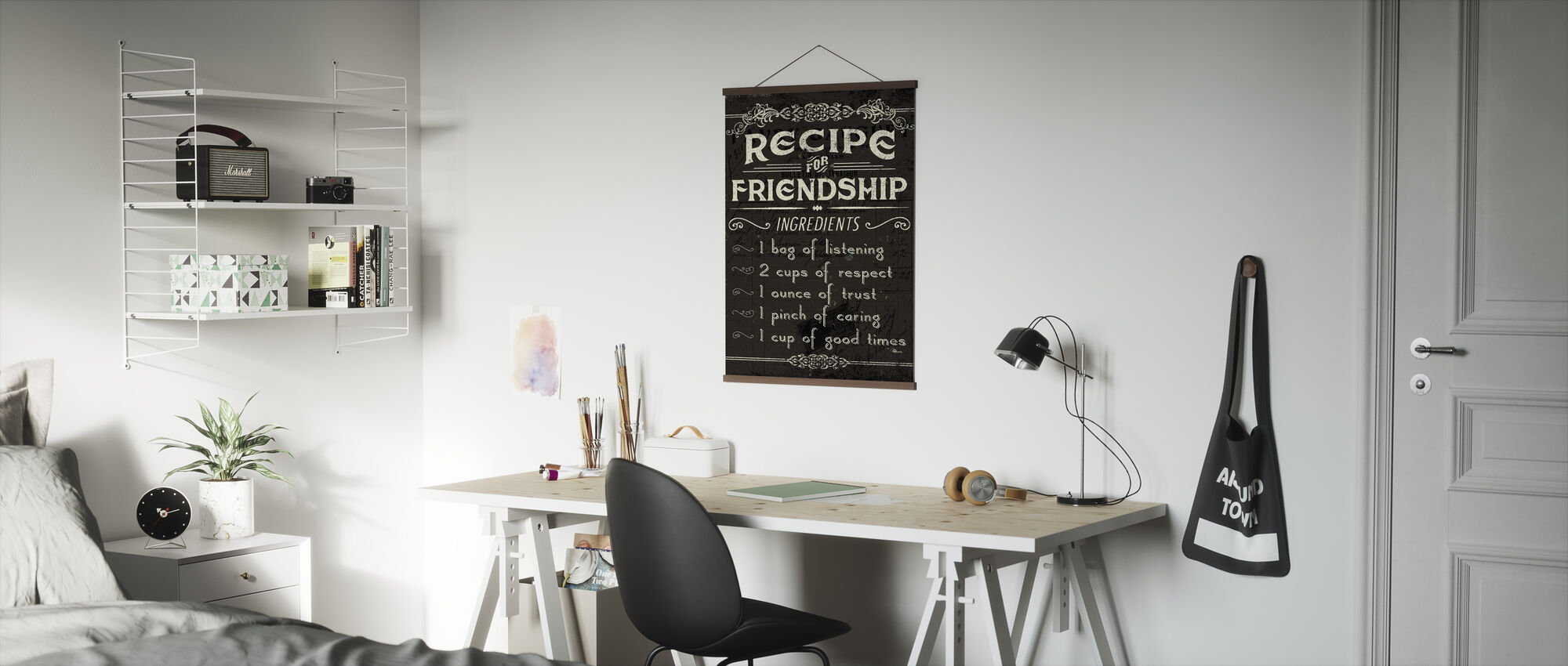 Life Recipes III - Poster - Office