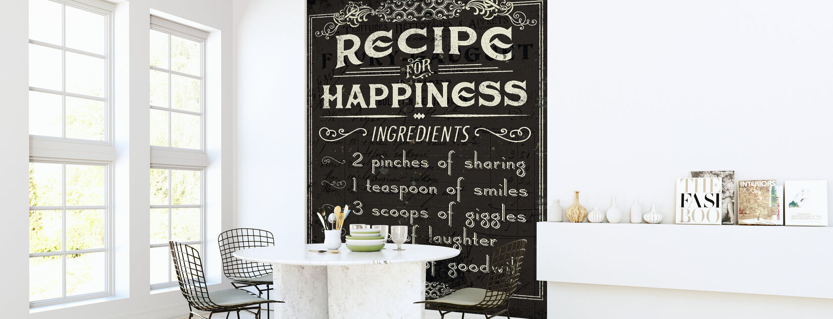 Life Recipes IV - Wallpaper - Kitchen