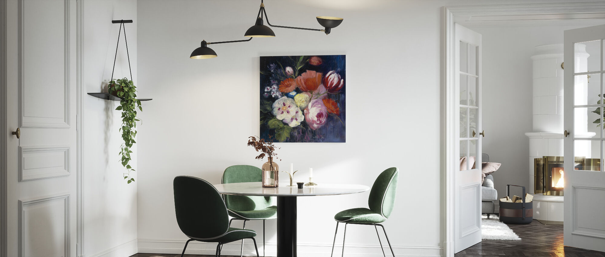 Fresh Cut - Canvas print - Kitchen