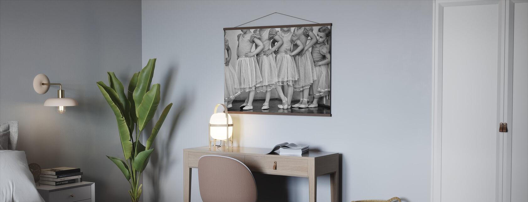 Ballerina - Poster - Büro
