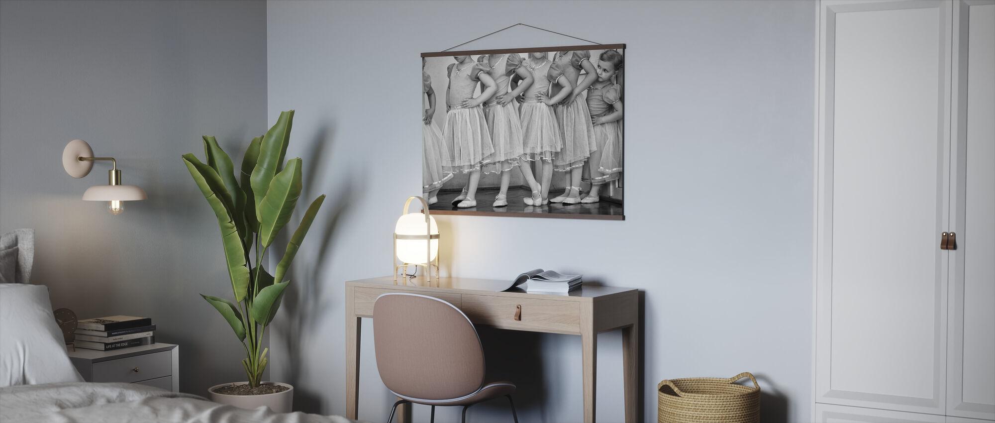 Ballerina - Plakat - Kontor