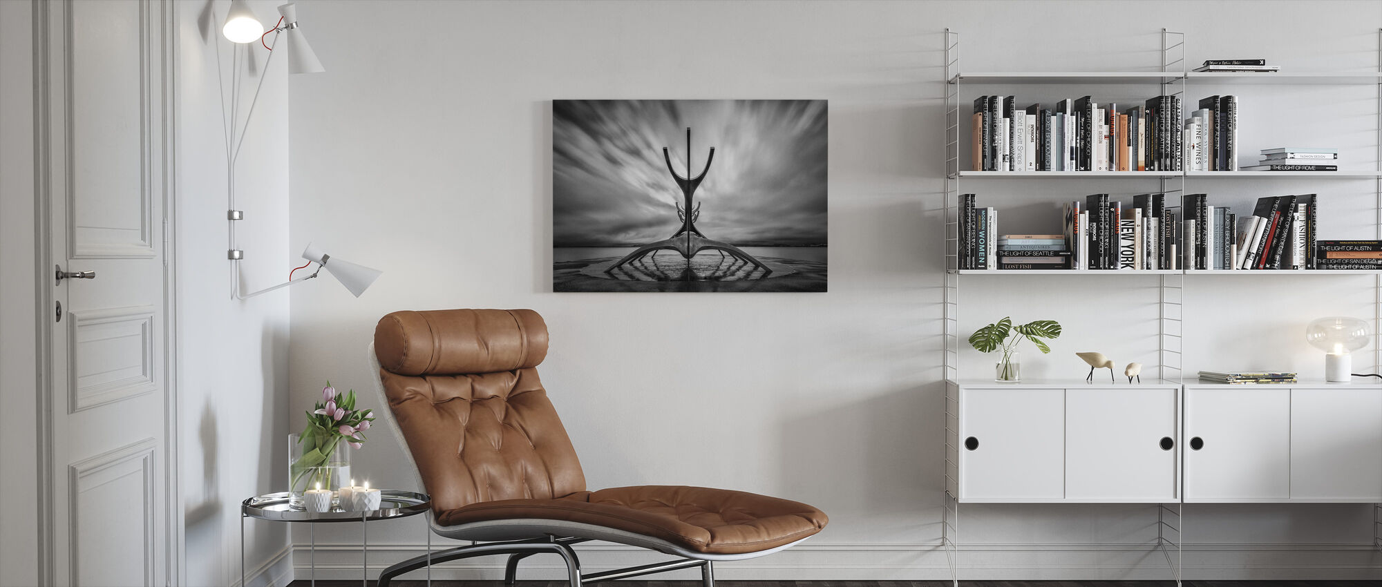 Salifar - Canvas print - Living Room