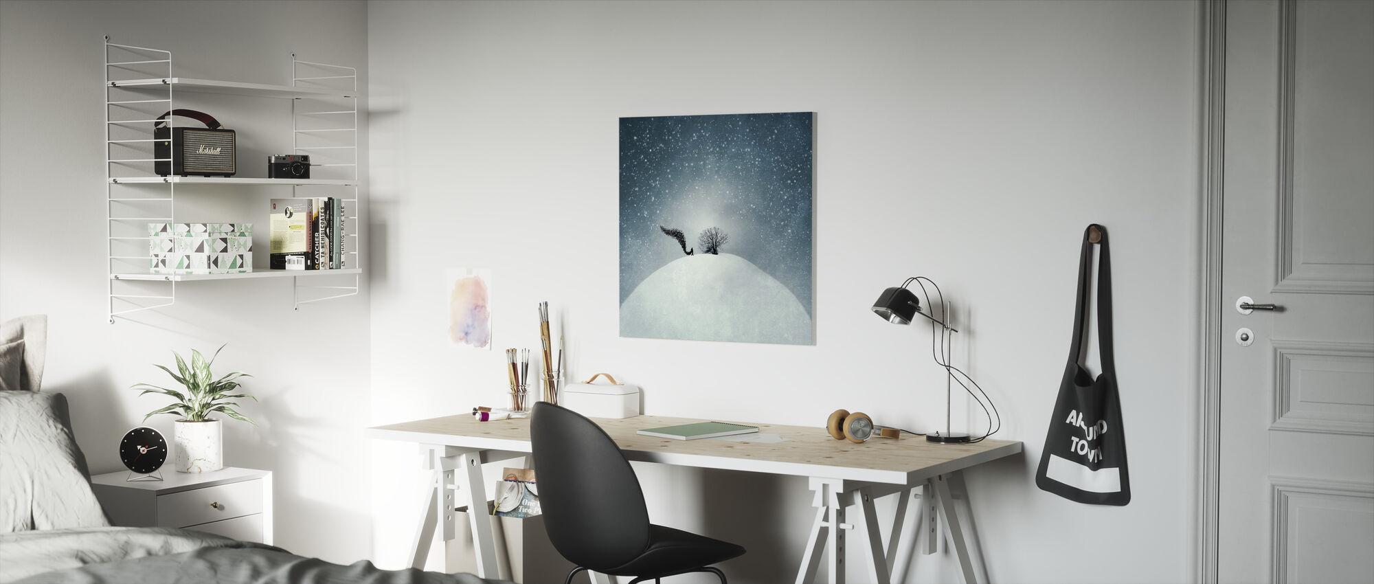 Verlorn - Canvas print - Kinderkamer