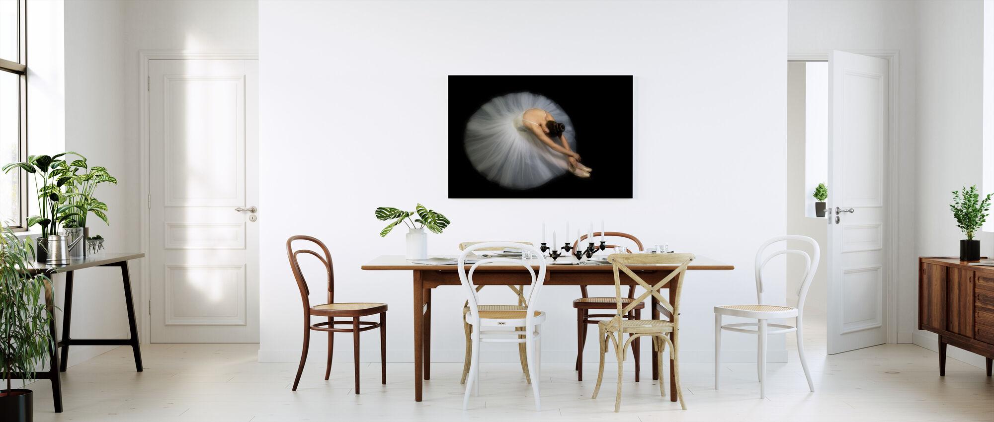 Elegance - Canvas print - Kitchen