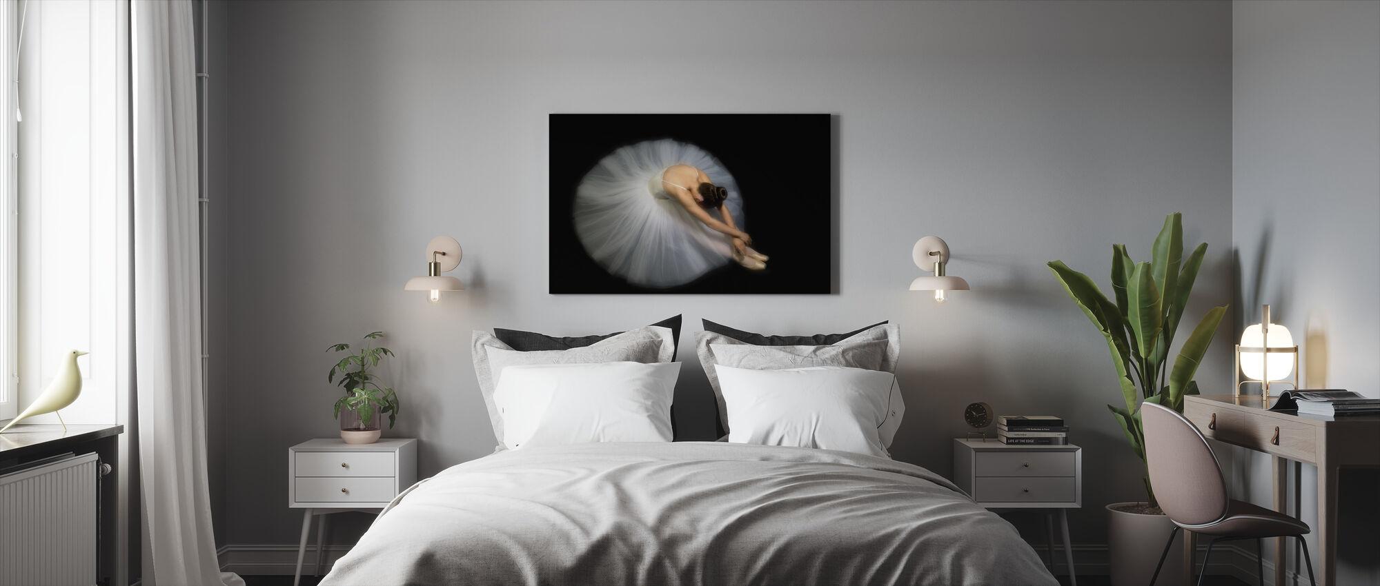 Elegancia - Lienzo - Dormitorio