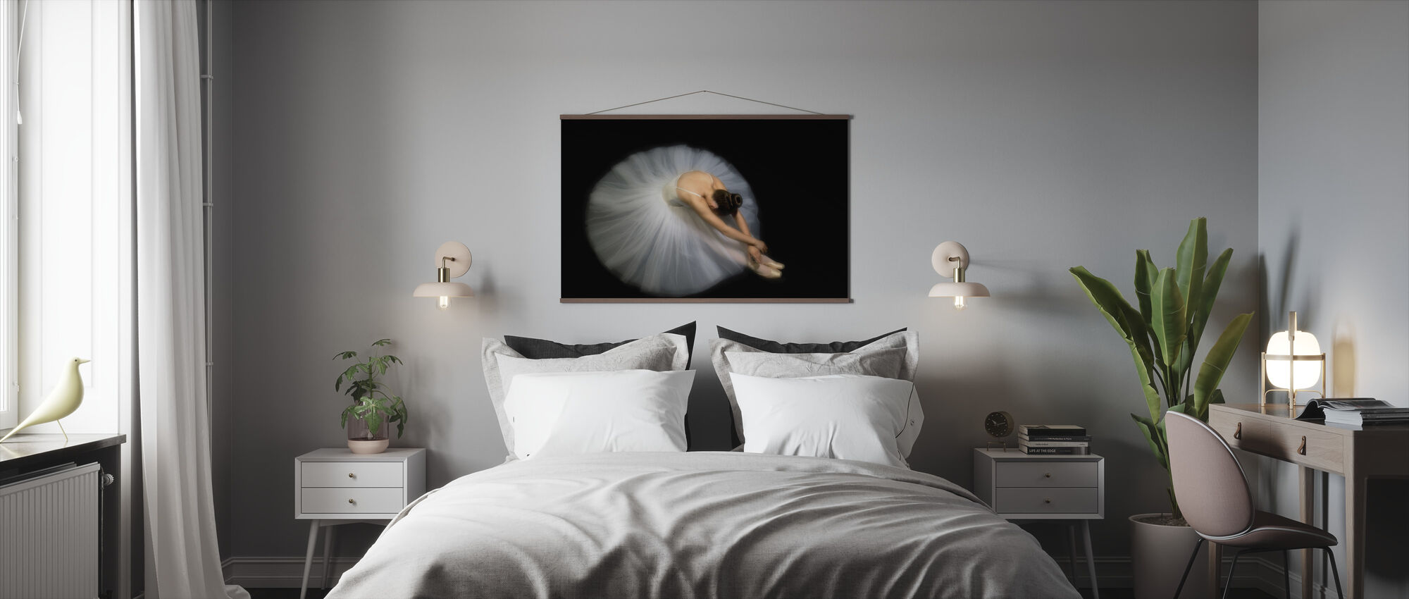 Elegance - Poster - Bedroom