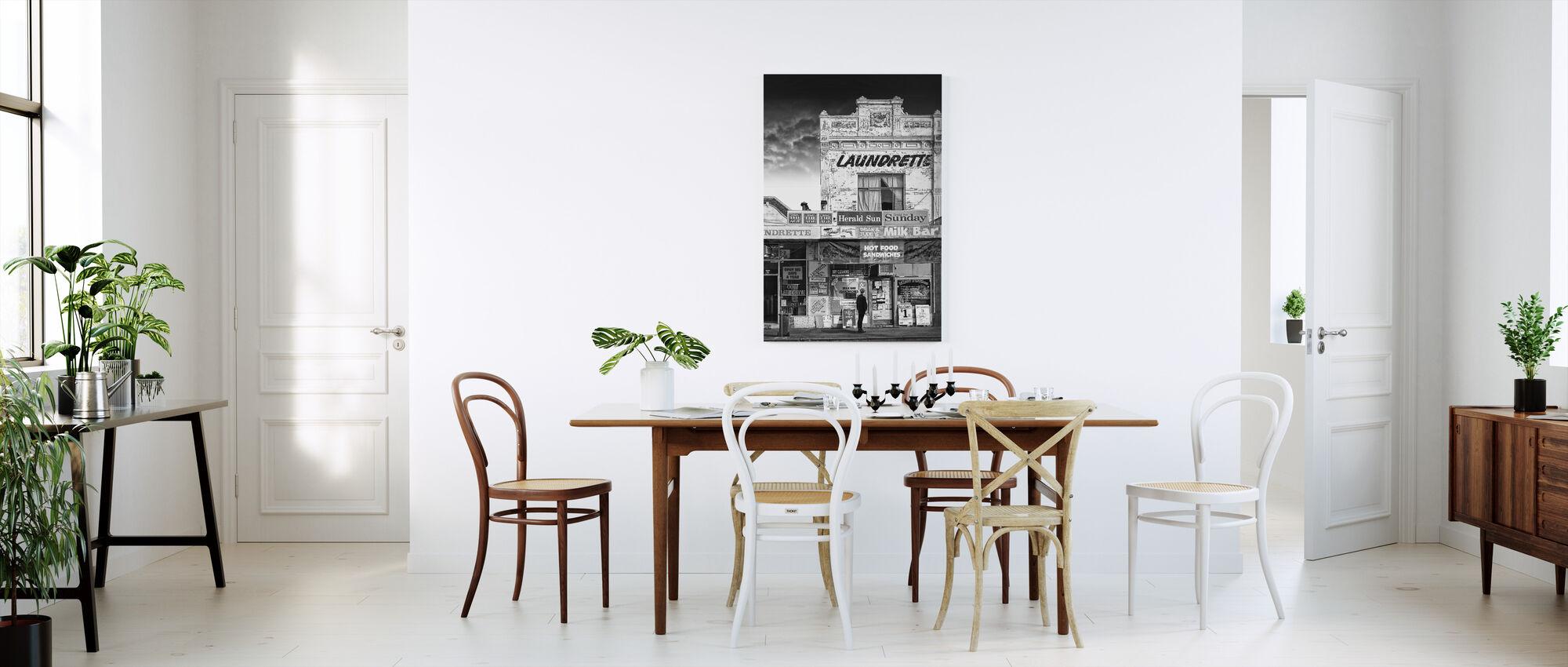 Mixed Business - Canvas print - Kitchen