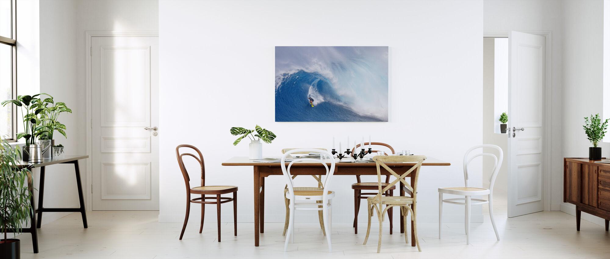 Surfbacken - Leinwandbild - Küchen