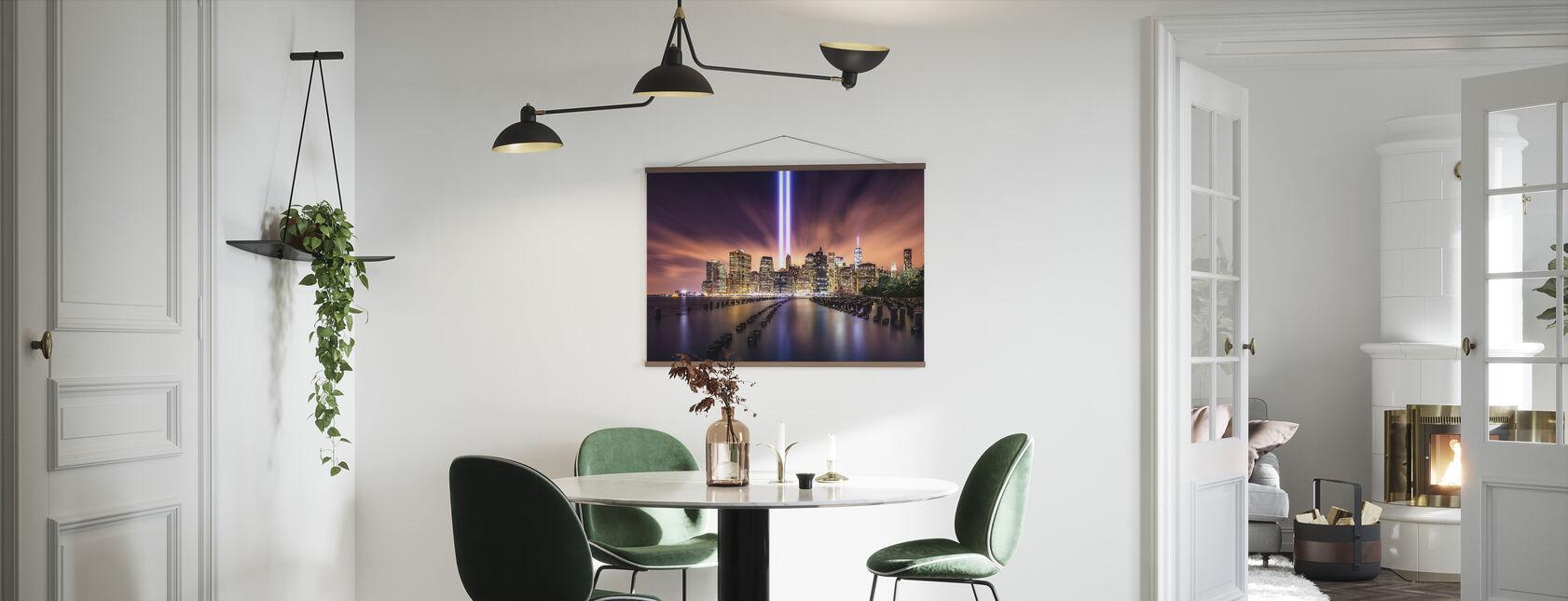 Unforgettable 9-11 - Poster - Kitchen