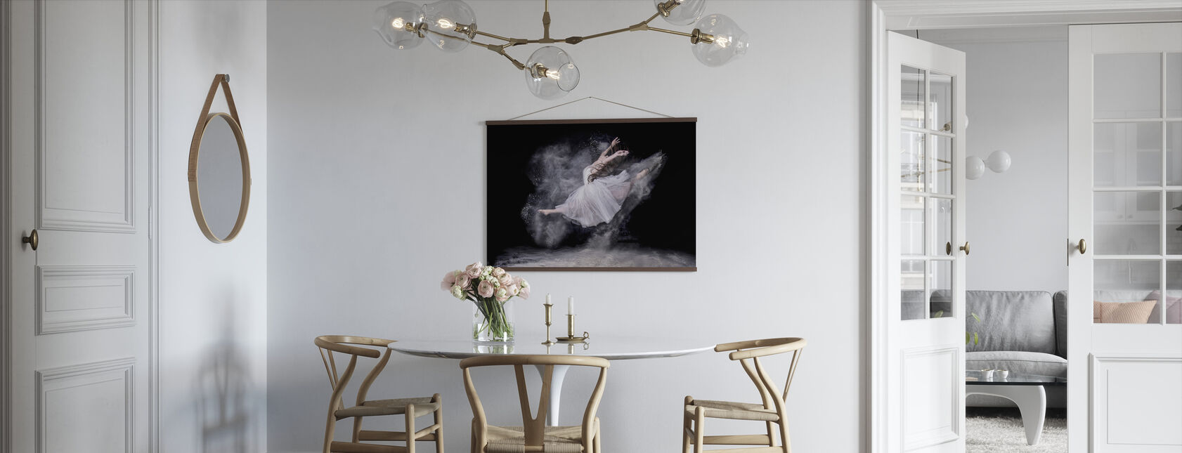 Cloud Dancer - Poster - Kitchen