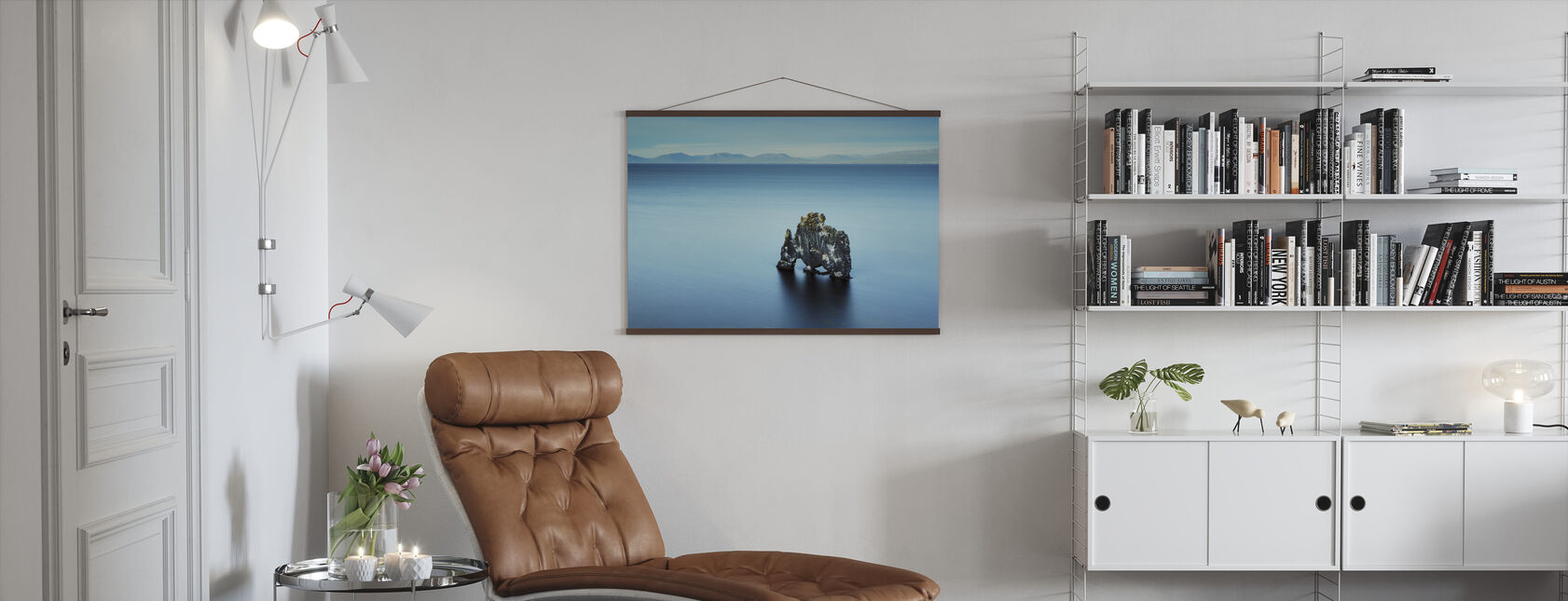 In the Middle of Nowhere - Poster - Living Room