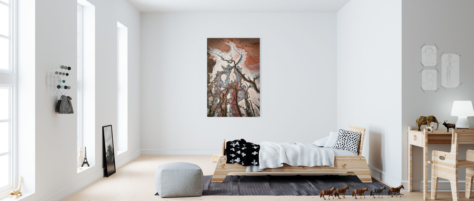 Kimberley Creative - Canvas print - Kids Room