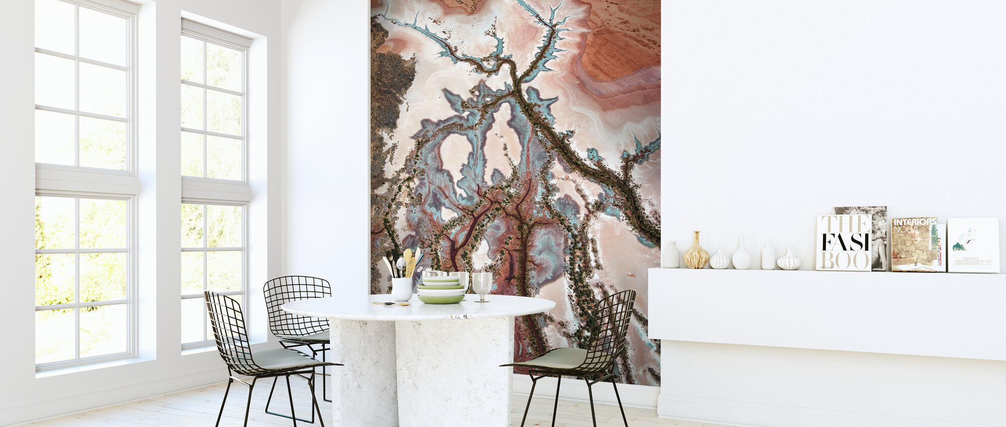 Kimberley Creative - Wallpaper - Kitchen