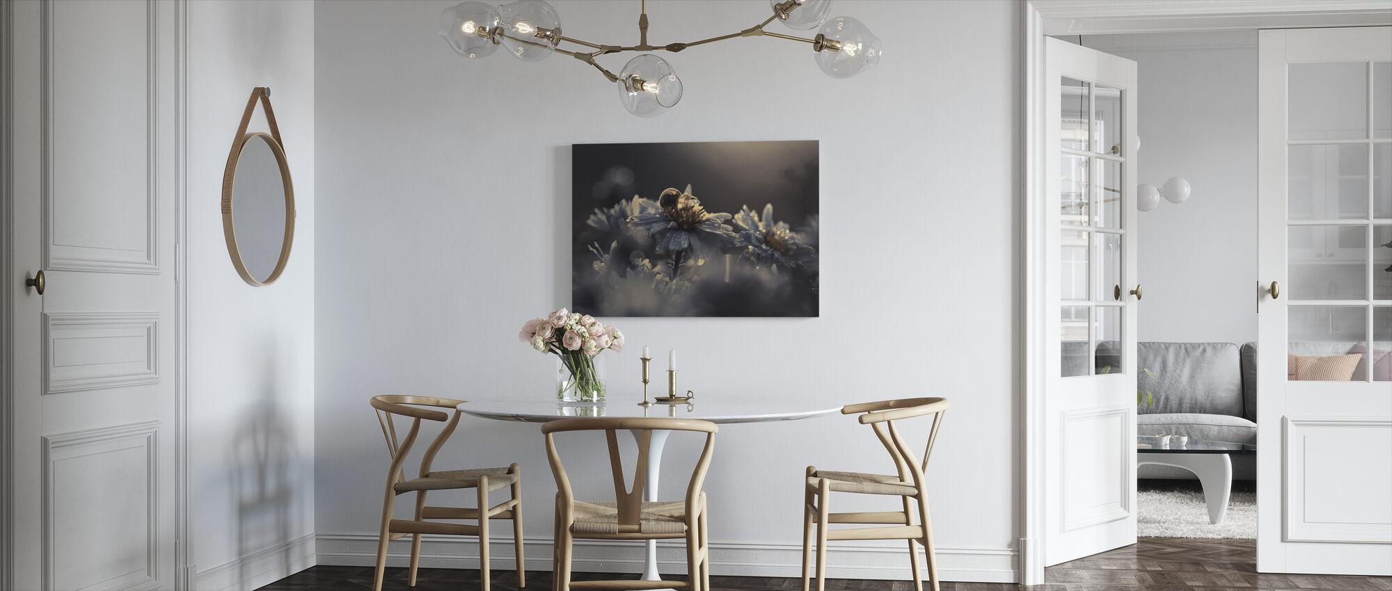 Riding Zone - Canvas print - Kitchen