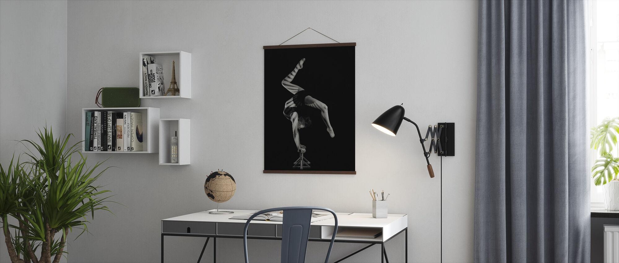 Paski - Plakat - Biuro