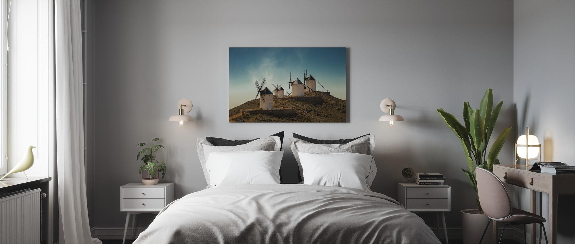 Com-in-law - Canvas print - Bedroom