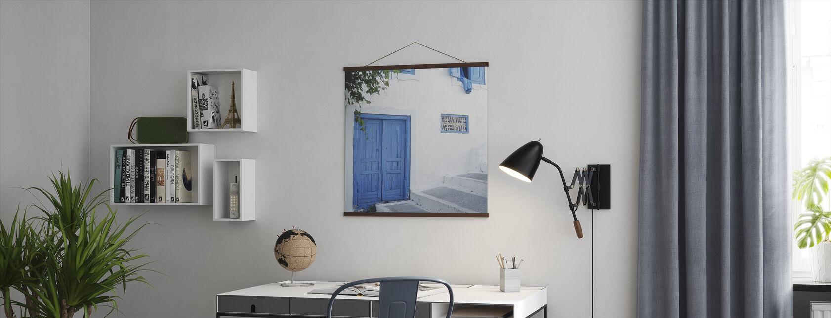 The Door - Poster - Office