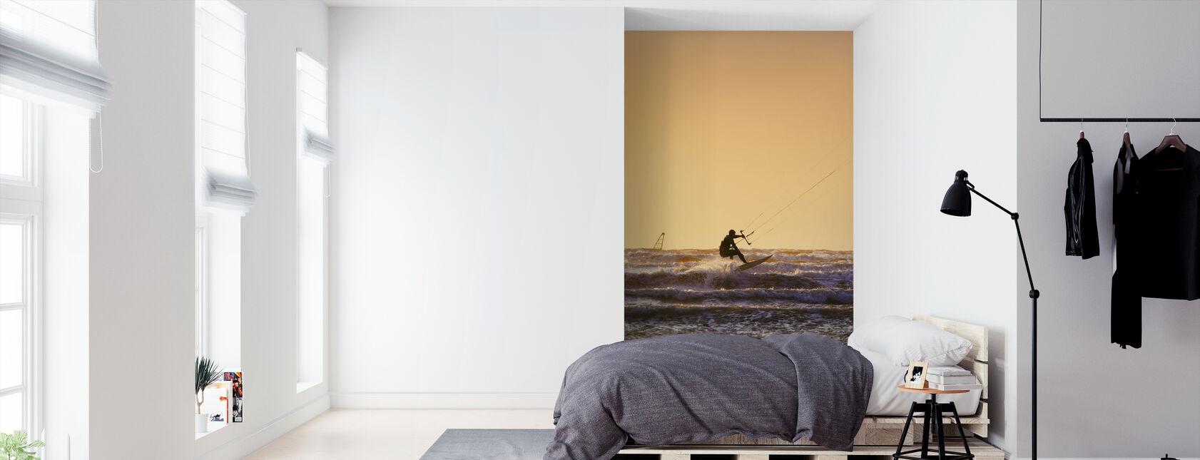 Halland Wind Surfing - Wallpaper - Bedroom
