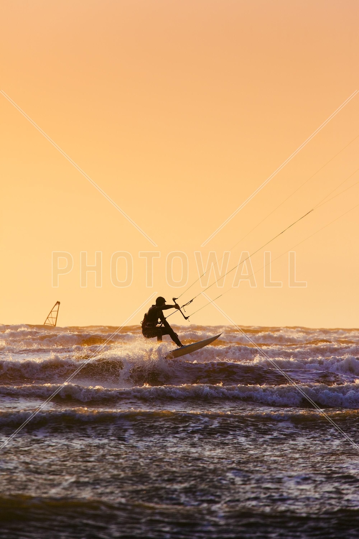 Halland Wind Surfing Trendy Wall Mural Photowall