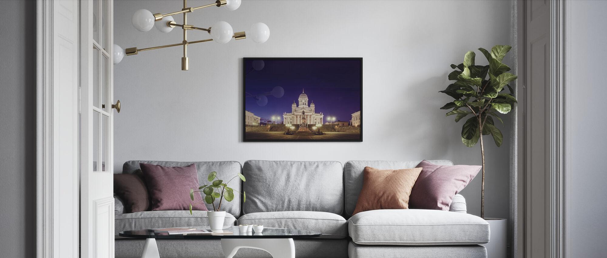 Cathedral - Framed print - Living Room