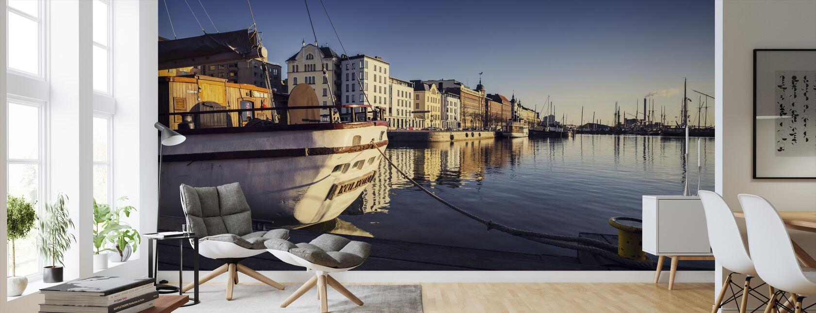 Gamle Havn - Tapet - Stue