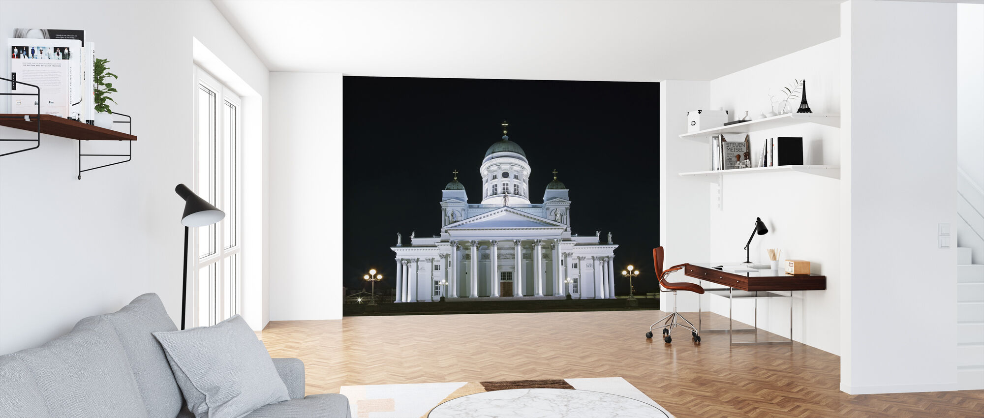 Cathedral Church - Wallpaper - Office