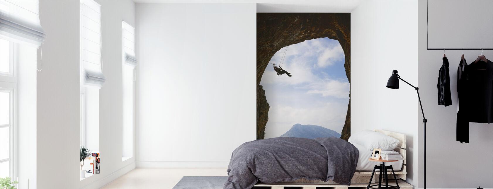 Bergbeklimmen - Behang - Slaapkamer
