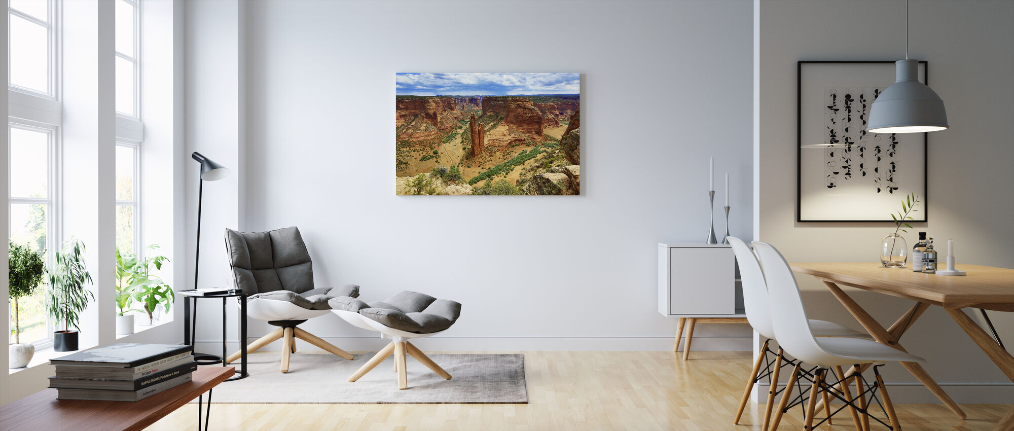 De Chelly Sandstone - Canvas print - Living Room