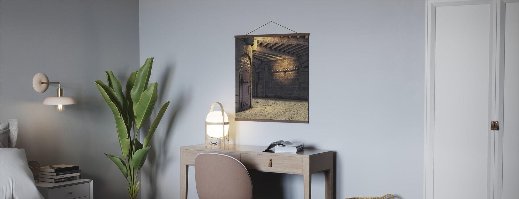 Toren Rotunda - Poster - Kantoor