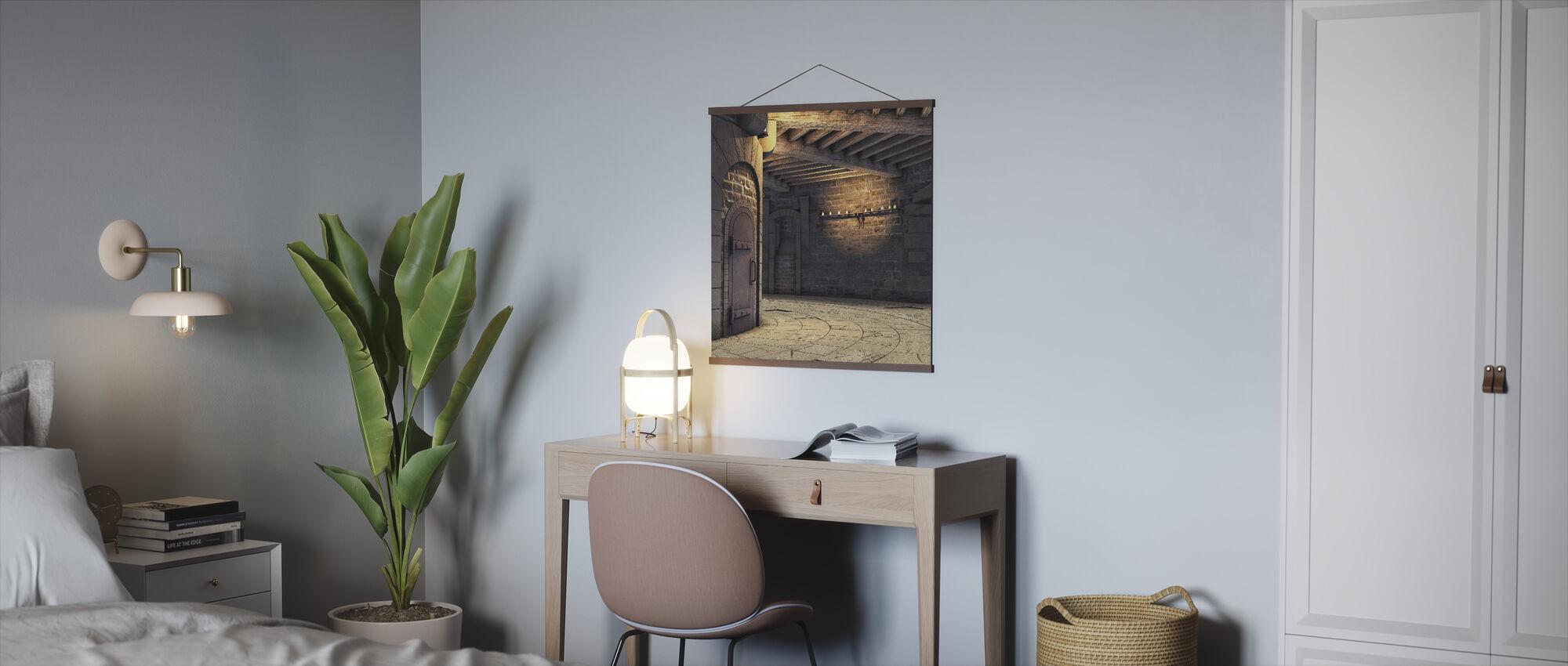 Tornet Rotunda - Poster - Kontor