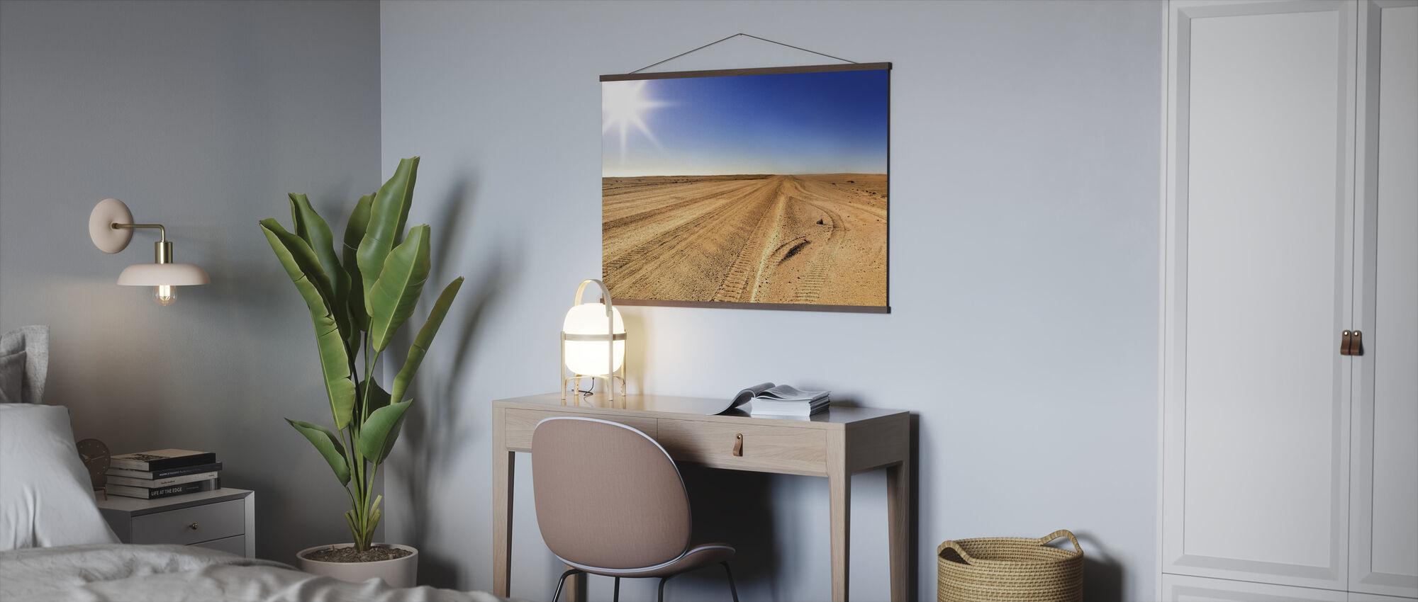 Område 51 Desert - Plakat - Kontor