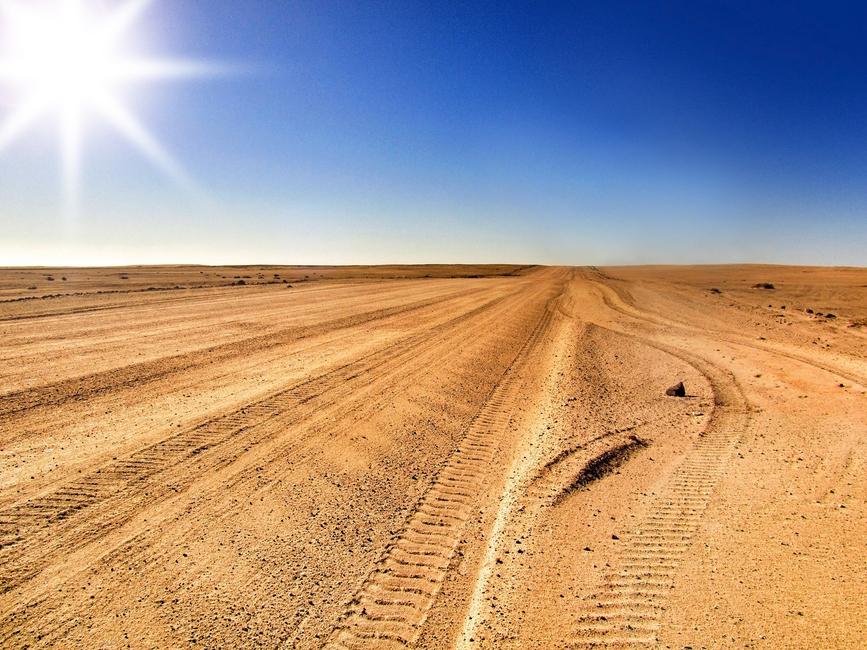 Kuva Area 51 Desert Tapetit / tapetti 100 x 100 cm