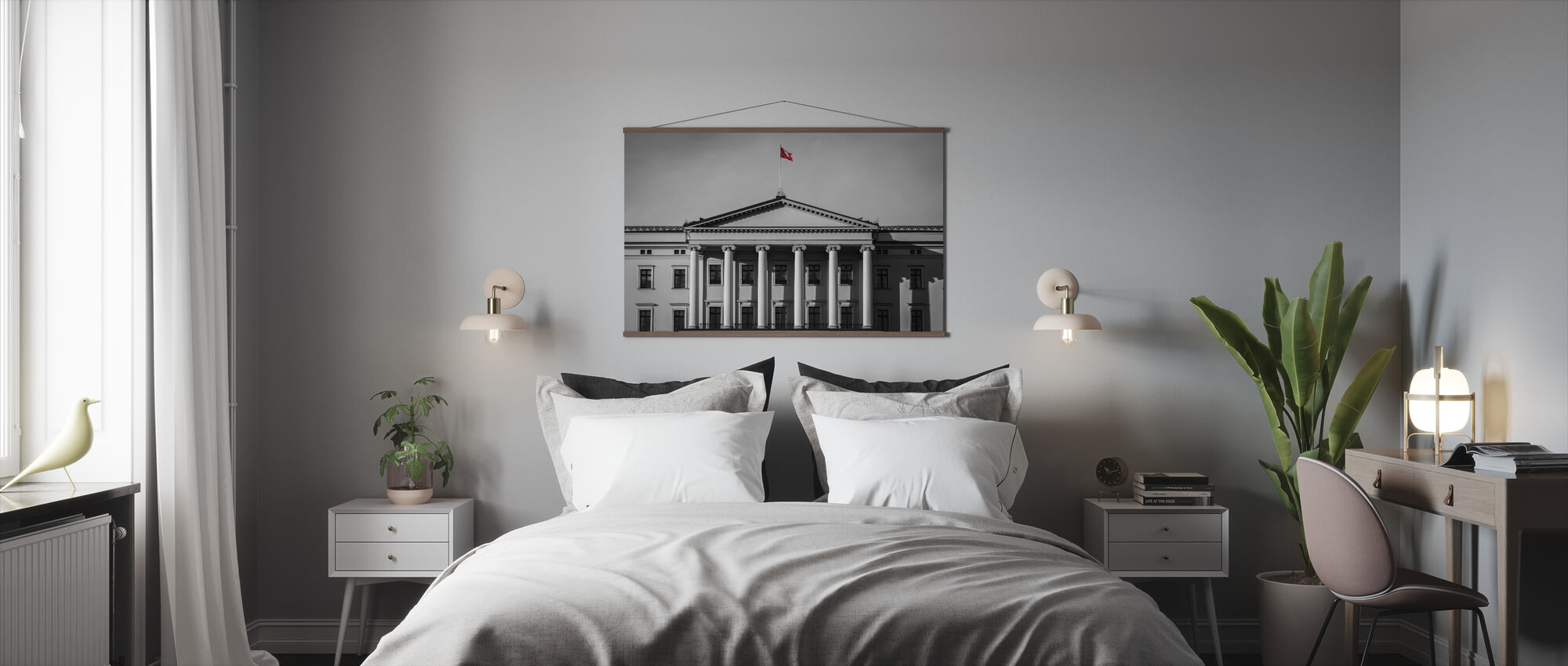 Royal Palace - Poster - Bedroom