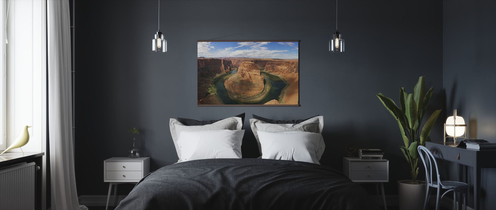 Horseshoe Bend - Poster - Bedroom