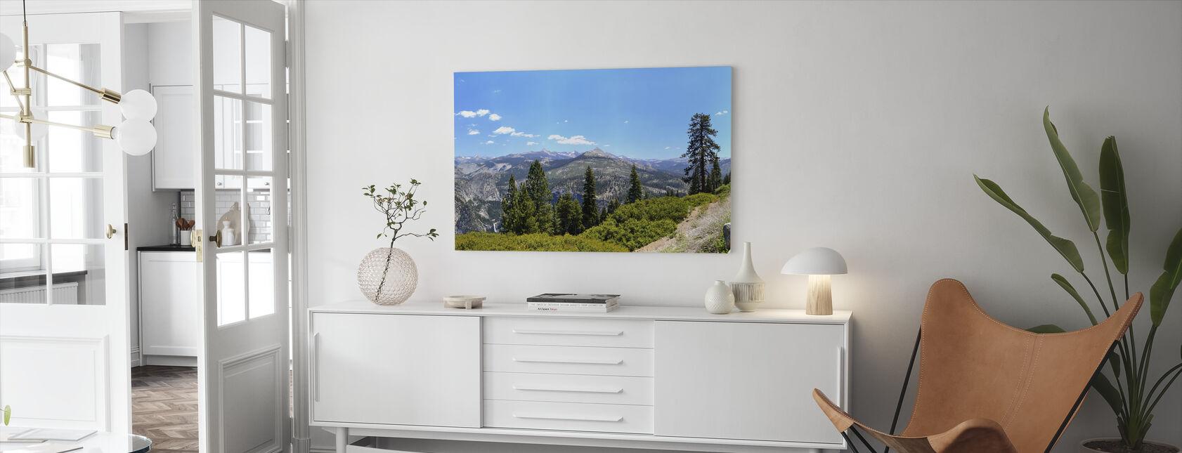 Yosemite National Park - Canvas print - Living Room