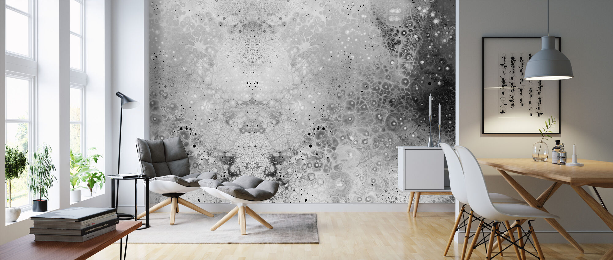 AURA Esoteric - Wallpaper - Living Room